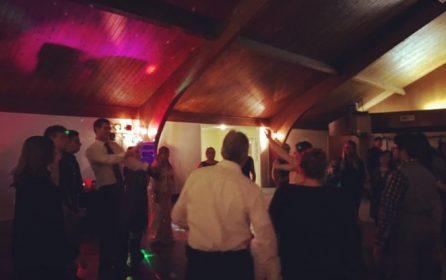 Haley & Matt's Wedding Reception